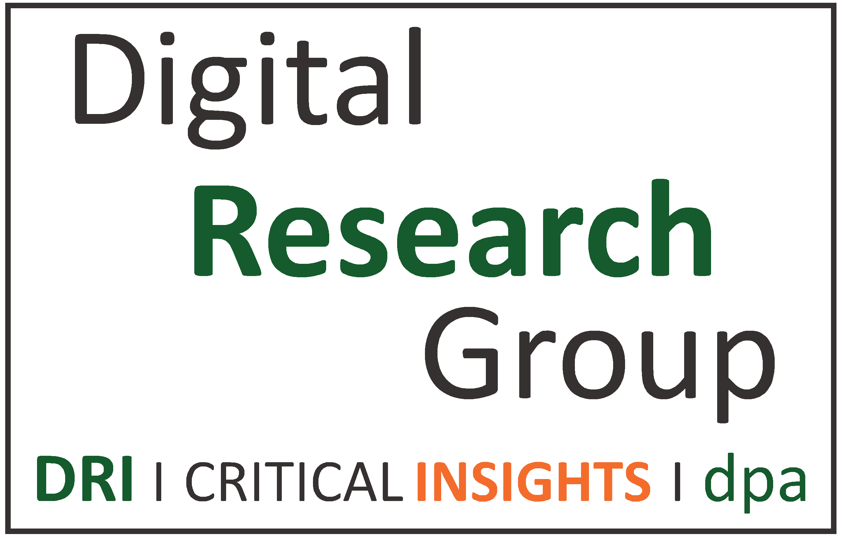 Digital Research Group