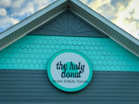 The Holy Donut